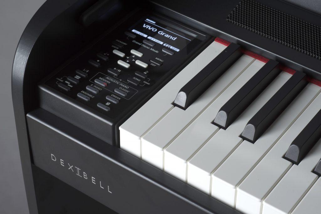 پیانو دیجیتال Dexibell H3