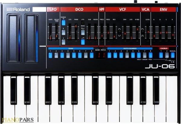 مودلیشن ورکیسشن / سینتی سایزر RolandJU-06