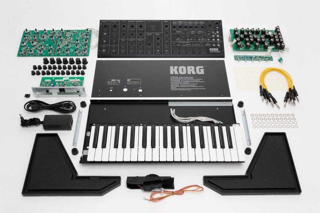 سینتی سایزر Korg MS-20 Kit