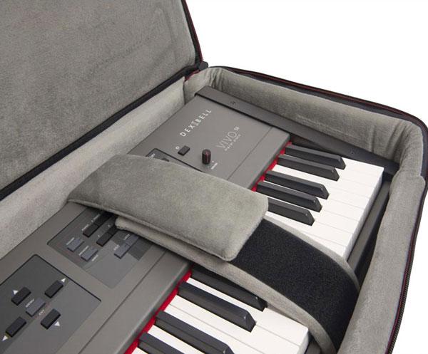 سافت کیس پیانو پورتابل دکسیبل