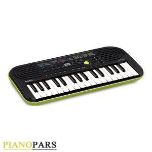 مینی کیبورد کاسیو SA 46 ( اس ای 46 ) | Casio SA 46 Mini Keyboard