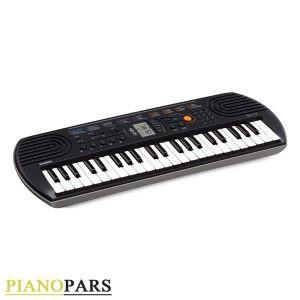 مینی کیبورد کاسیو SA 77 ( اس ای 77 ) | Casio SA 77 Mini Keyboard