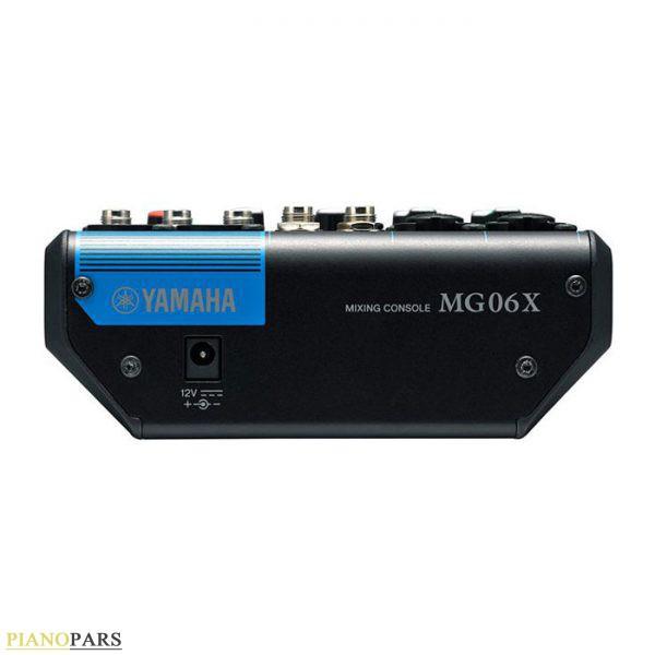 میکسر صدا یاماها MG06X