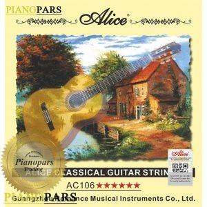 قیمت سیم گیتار کلاسیک الیس
