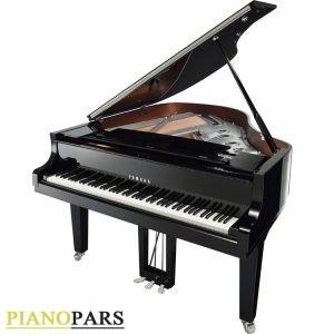 پیانو آکوستیک یاماها مدل C2X Chrome