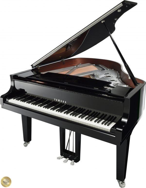 پیانو یاماها مدل C2X کروم