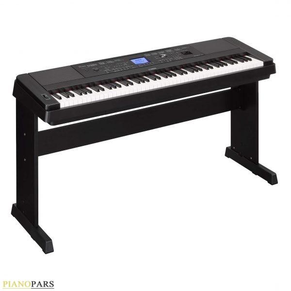 قیمتپیانو دیجیتال یاماها DGX660