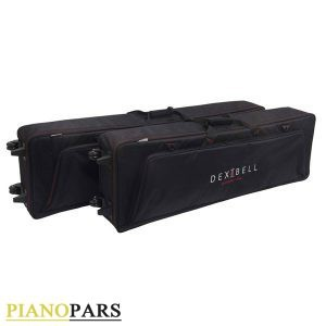 قیمت کیف پیانو چرخ دار