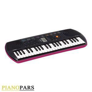 مینی کیبورد کاسیو SA 78 ( اس ای 78 ) | Casio SA 78 Mini Keyboard
