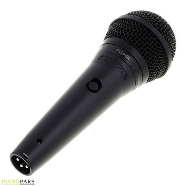 خرید میکروفن شور PGA 58 XLR