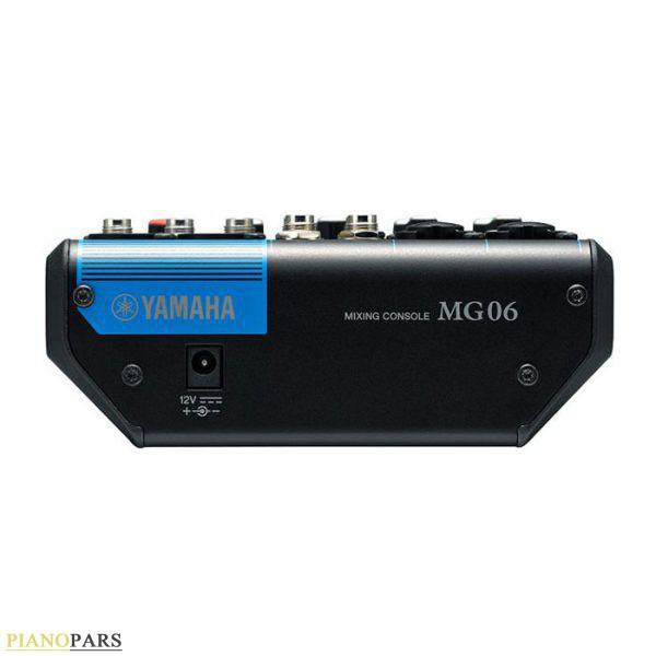 میکسر صدا یاماها MG06