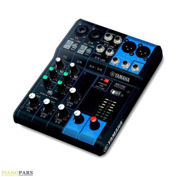 خرید میکسر صدا یاماها MG06